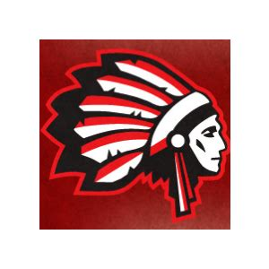 pocahontas redskins  football boys digital scout