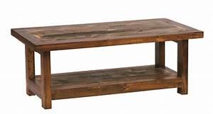 reclaimed wood coffee table rustic barnwood 48x24 With reclaimed wood bench coffee table