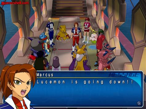 Digimon World Data Squad Playstation 2 Screenshot 261404