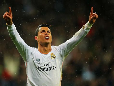 CRISTIANO RONALDO: How the world's highest-paid soccer ...