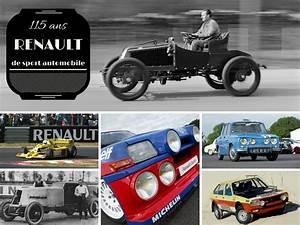 Argus Automobile Renault : renault et le sport automobile plus de 115 ans d 39 histoire en images renault 115 ans d ~ Gottalentnigeria.com Avis de Voitures