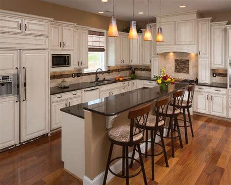 traditional white kitchen houzz