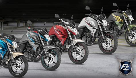 yamaha fzs  fi colors   india maxabout news