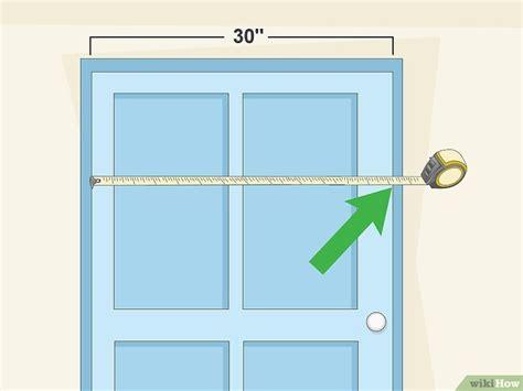 taille d une porte comment mesurer la taille d une porte 8 233