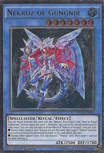 Nekroz of Gungnir - Yu-Gi-Oh! - It's time to Duel! - Wikia  Yugioh