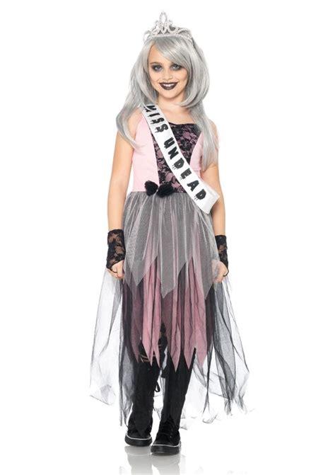 zombie princess costume  girls girls zombie prom