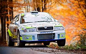 Download Quality Skoda Race Car Wallpapers - Skoda