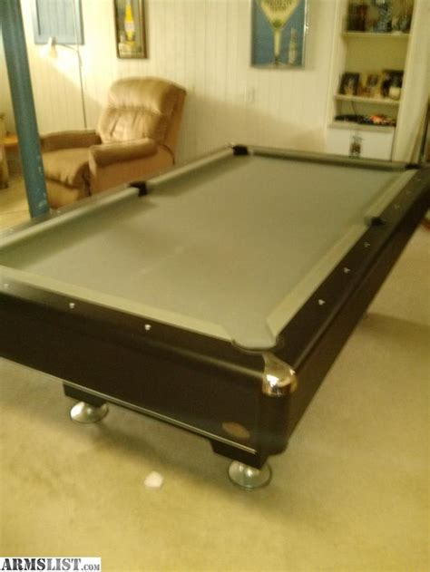 used pool tables michigan armslist for sale or trade 3 piece slate pool table