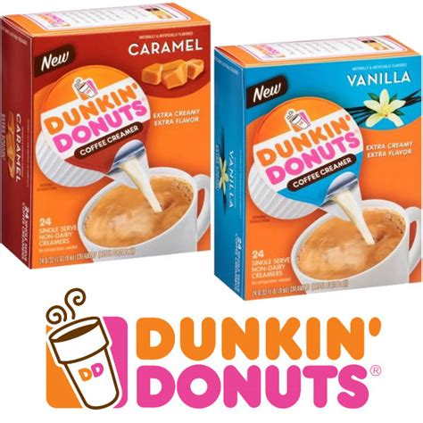 There are liquid varieties, and while some of those might be okay at room temperature while unopened, they have to be refrigerated after. Dunkin' Donuts Coffee Creamer Singles a SOLO $1.78 en Walmart