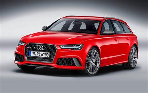 Audi Rs6 Avant, Rs7 Sportback Performance Models Revealed