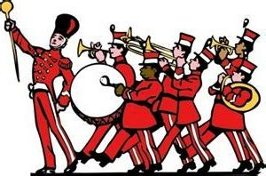 Marching Band Clipart Religion Politics A In And Mostly Out Of