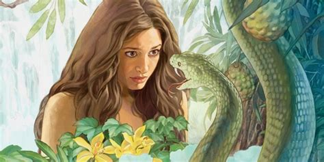 Image result for the serpent in the garden of Eden