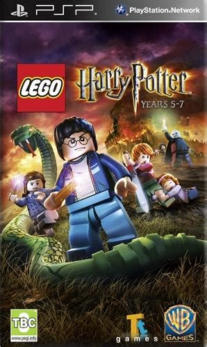 lego harry potter years   firegames  psp ps