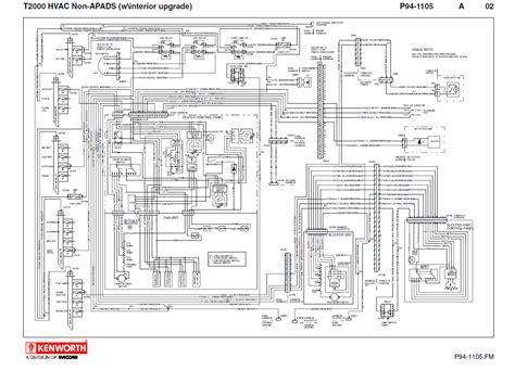 Kenworth Electrical Wiring Diagram Manual Pdf