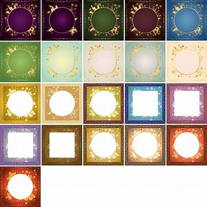 13 Purple And Gold Frame Design Images - Blue and Gold ...