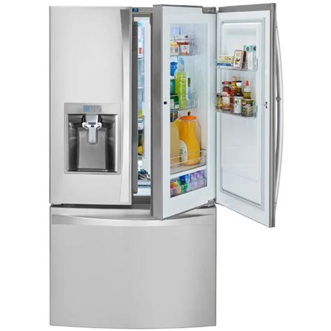 Counter Depth Refrigerator Dimensions Sears by Kenmore Elite 23 5 Cu Ft Counter Depth Bottom Freezer