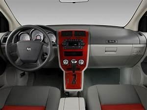 Image  2008 Dodge Caliber 4 T Fwd Dashboard