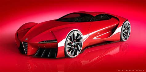 Alfa Romeo Disco Volante Alfa Romeo 6c Disco Volante Might Be Given In Future