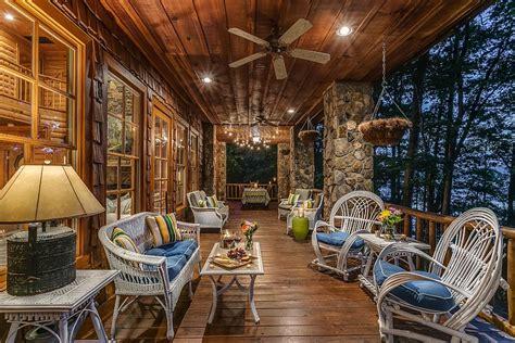 charming rustic deck design ideas