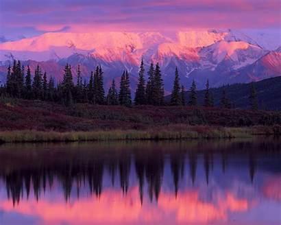 Nature Alaska Scenic Wallpapers Layouts Arm Scene