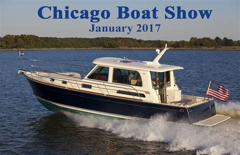 Chicago Boat Show January 2017 by Bay Marine At Chicago Boat Show January 11 15 2017