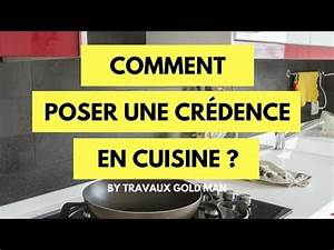 comment pose une credence en cuisine youtube With comment poser une hotte decorative