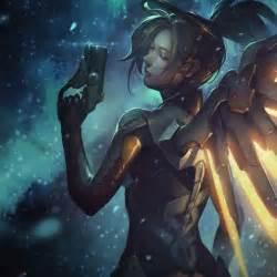 Ana Overwatch 1080P Wallpaper