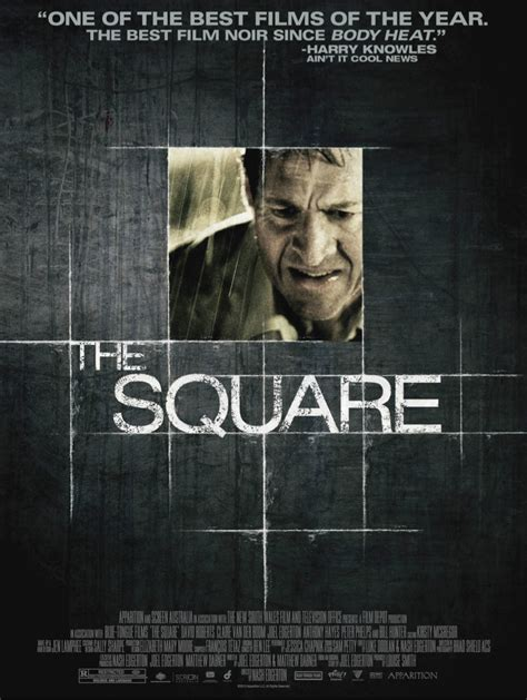 The Square (2010) Movie Poster
