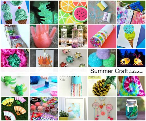 seedling crafts summer craft ideas for the idea room