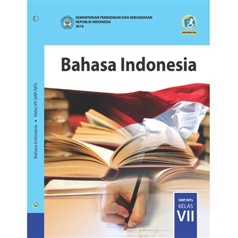 paket buku 1 buku siswa kelas 7 bahasa indonesia jpbooks store