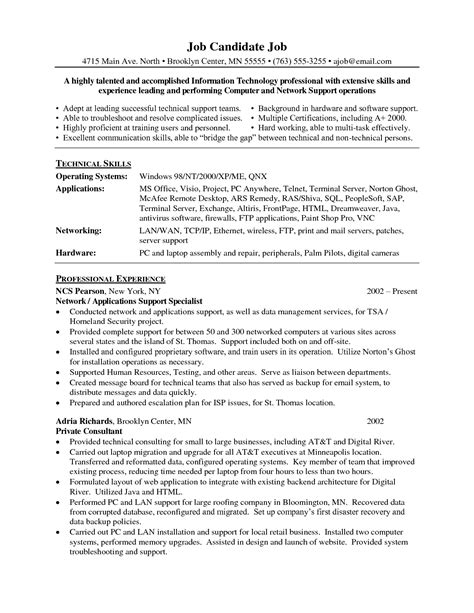 Network Support Analyst Resume by Resume References Social Work Resume Template Resume