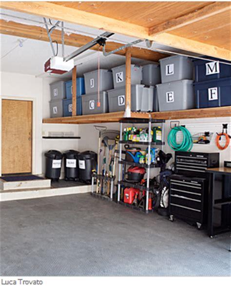 Overcoming Procrastinating And Garage Organization Steps