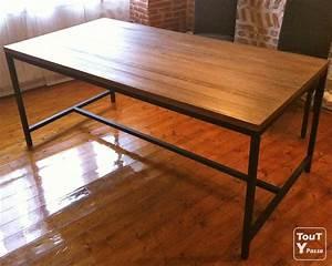 Maison Du Monde Long Island : table a diner maisons du monde long island lab ge 31670 ~ Teatrodelosmanantiales.com Idées de Décoration