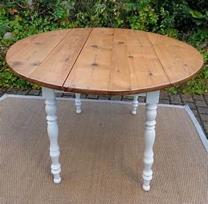 Table En Bois Ronde : table ronde pour cuisine plateau en bois naturel ~ Preciouscoupons.com Idées de Décoration