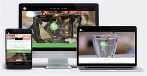 Dental Laboratory Website Design