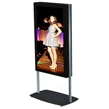 With a 3 year warranty and many options to meet your needs. FREESTANDING KIOSK FOR FLATSCREENS