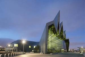 Riverside Museum Glasgow : case study zaha hadid architects riverside museum of transport and travel part 5 buildipedia ~ Watch28wear.com Haus und Dekorationen