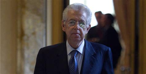 Consiglio Dei Ministri Oggi In Diretta by Monti Prepara Misure Da Venti Miliardi Ma I Mercati