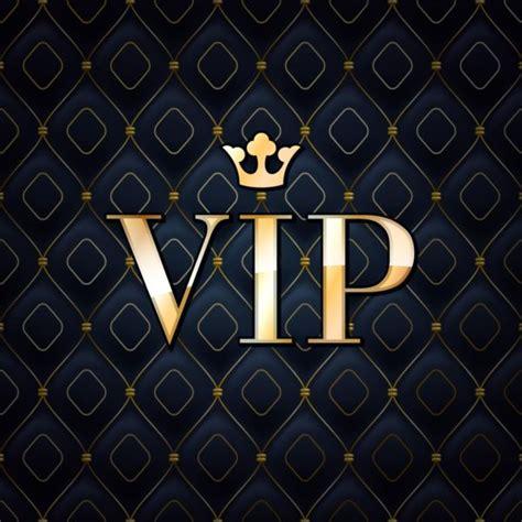 Dark Blue Vip Luxury Background Vector 02