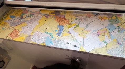 hometalk pop up camper redo countertops with maps