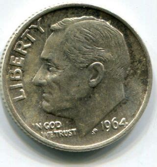 1964 dime value coins us dimes price and value guide