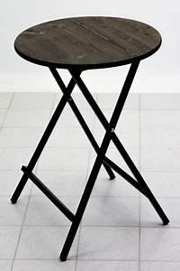Table Bistrot Pliante : tables pliantes de qualit pour utilisation dans les bistrot et restauration ~ Teatrodelosmanantiales.com Idées de Décoration