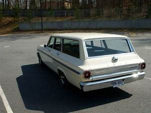 Buy Used 1964 Ford Fairlane 500 Ranch Wagon In Powder