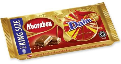 Marabou mit Daim Schokolade 250 g