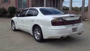 Hd Video 2001 Pontiac Bonneville Sle 3800 V6 For Sale See