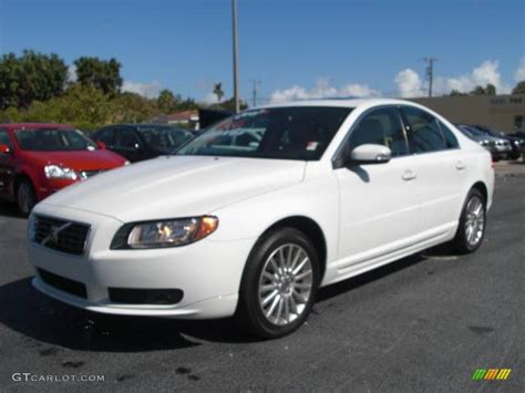 2007 Ice White Volvo S80 3.2 #2366827