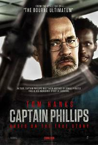 Captain Phillips Poster - HeyUGuys