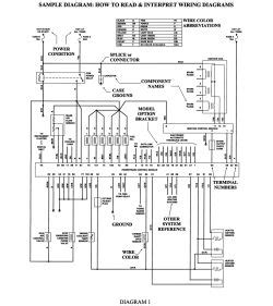91 Cadillac Seville Wiring For Heater by Repair Guides Wiring Diagrams Wiring Diagrams
