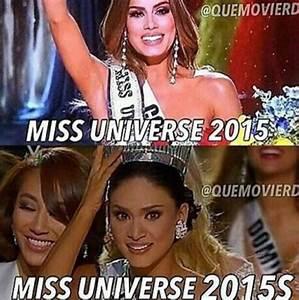 Mejores memes tras el error en Miss Universo 2015