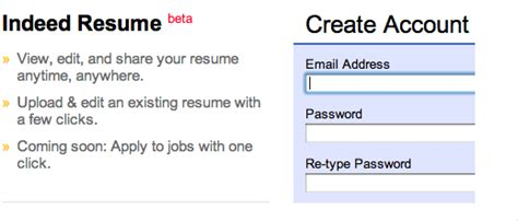 How Do I Take My Resume Indeed by Indeed Resume Indeed